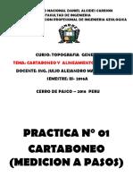 Diap. Pract. N° 01 y  02 (2da Clase Practica) - 2017A
