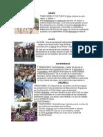 Cultura de Cada Departamento de Guatemala