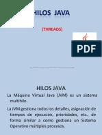Hilos Java