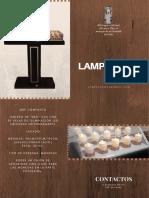 Lampadario Fe Poster