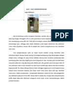 Pengenalan alat agroklimatologi