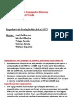 Novos Fluidos Para Emprego Em Sistemas Hidráulicos.pptx
