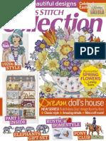 Cross Stitch Collection April 2015 UK