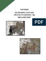 Informe de Prospeccion Del Proyecto El Milagro (2)