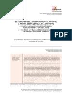 EL FOMENTO DE LA INCLUSIÓN SOCIAL INFANTIL A TRAVÉS DE LOS LENGUAJES ARTÍSTICOS.pdf