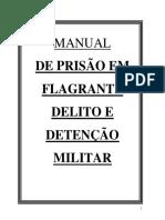 Manual Flagrante Detencao