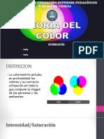 Teoria Del Color - Ppt