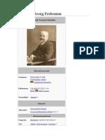 Ferdinand Georg Frobenius