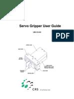 Servo Gripper User Guide