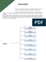 Tipos Basicos de Planes e Implementacion de Estrategias