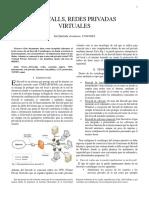 Redes II - Paper Firewalls