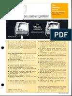 Sylvania Batwing Series Floodlight Spec Sheet 5-68