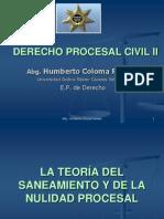 Etapas Procesales - d.p.civil Uancv