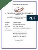 actividad n° 05 investigación formativa-métodos cuantitativos