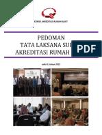Pedoman Tata Laksana Survei Akreditasi Rumah Sakit - PDF