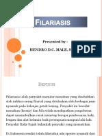 Filariasis Hendro