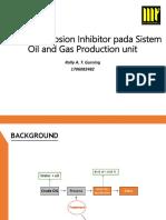 Tugas Inhibitor Oil Gas - Rolly a T Gurning