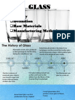 Glass and Ceramics Industry