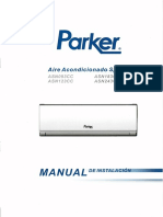 Manual Parker AA