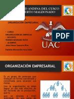 Expo de Organizacion de Empresas
