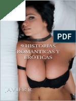 9 Historias Romanticas y Eroticas - Javier R