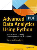 Advanced Data Analytics Using Python