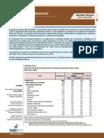 Informe Tecnico de Produccion