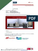 COT 9777-17 Compresor Eléctrico de 200 HP