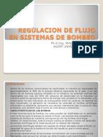Regulacion de Flujo en Sistemas de Bombeo