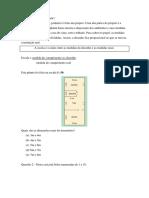 Simulado 4 Bimestre de Matemática - 701 e 702