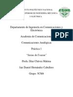 Práctica 1 - Comunicaciones Analógicas