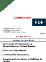 Clase Geomecanica
