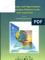 Challenges and Opportunities in Managing Pollution in the East Asian Seas