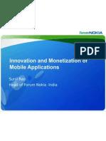 InnovationandMonetizationofMobileApps2