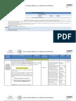 Planeación didáctica V parteII