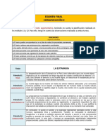 Examen virtual comunicacion