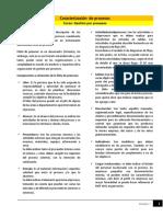 Lectura - Caracterización de Los Procesos M7_GESPRO