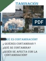 Clase 1 Introduccion Contaminacion 2018 28.04.18
