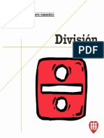 Serie Desarrollo Del Pensamiento Matem. 7.  Division