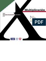 Serie Desarrollo Del Pensamiento Matem. 5.  Multiplicacion