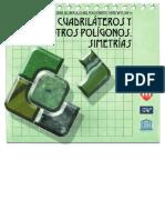 Serie Desarrollo Del Pensamiento Matem. 14.  Cuadrilateros y Otros Poligonos Simetrias