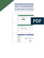 Process Map for Basic Flowchart1