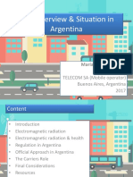 EFM Overview & Situation in Argentina