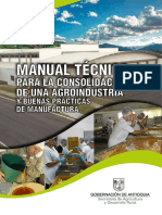 Manual de Agroindustria