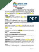 Contrato de Arrendamiento Inmueble (IPDA - Arrendadores) (Sin Pago 5%)