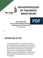 10 Traumatic Brain Injury 2018 Prof Siti