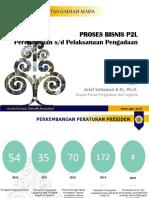 Proses Bisnis p2l Ugm