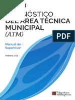 Diagnóstico Del Área Técnica Municipal (Atm)