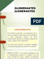Conglomerantes y Aglomerantes