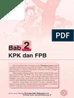 Bab 2 KPK dan FPB